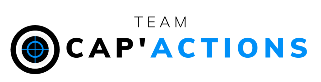 Logo Cap'Actions - formations professionnelles