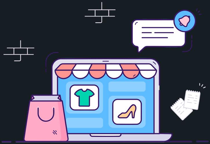 Se lancer dans la création d'un site e-commerce